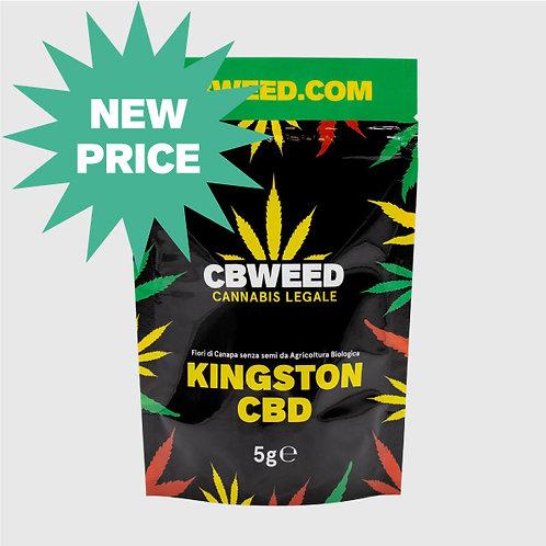Kingston CBD 5g - (Cannabis Light Cbweed)