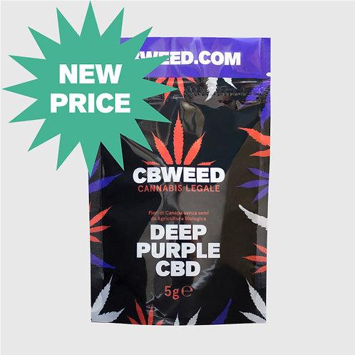 Deep Purple 5g - (Cannabis Light Cbweed)