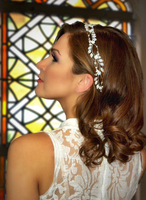 """Mirusia"" Collection Double Twisted Headband"