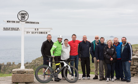 The team at Lands End