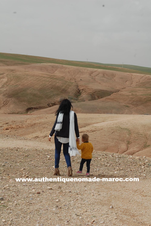 désert agafay proche marrakehc