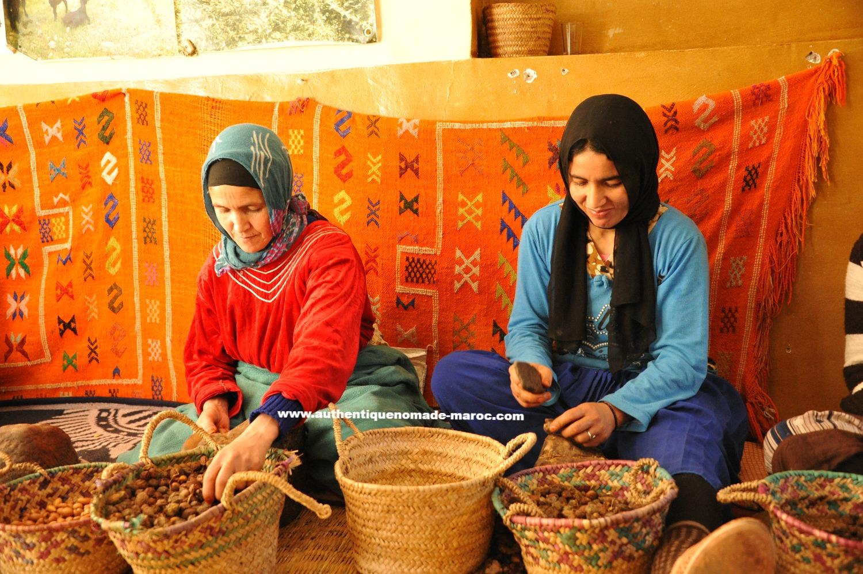 fabrique huile argan