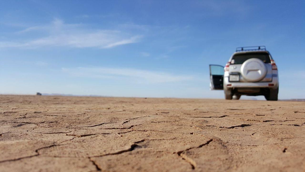4x4 désert
