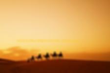 désert Maroc nuit