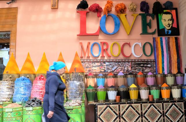 souks maroc