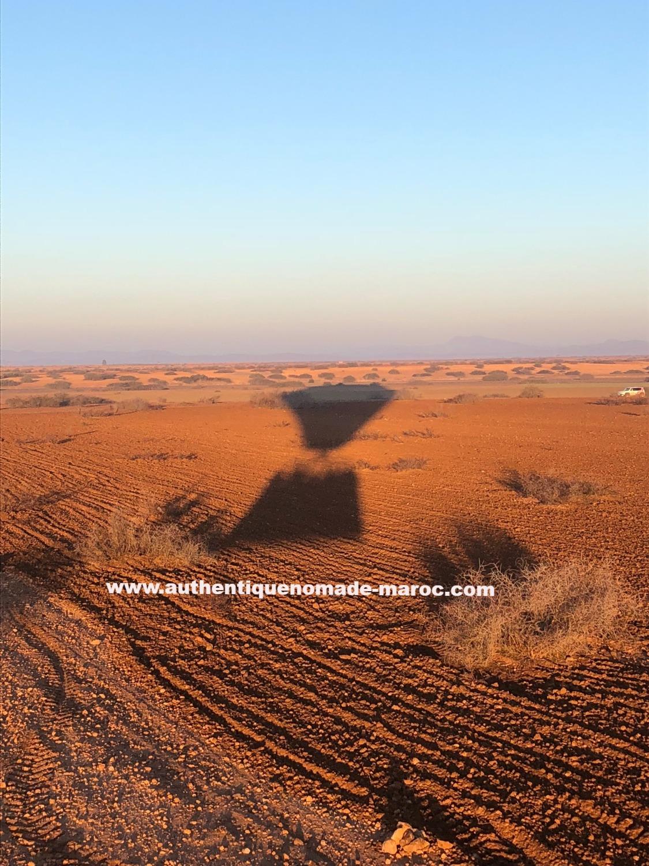 vol montgolfière marrakech