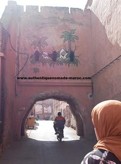 gouzous à marrakech