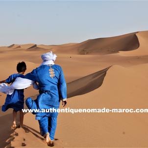 désert Chegaga Maroc