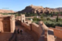kasbah Ouarzazate circuit Maroc 4x4