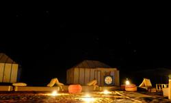 nuit désert 31 décembre