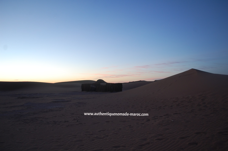 bivouac circuit Maroc