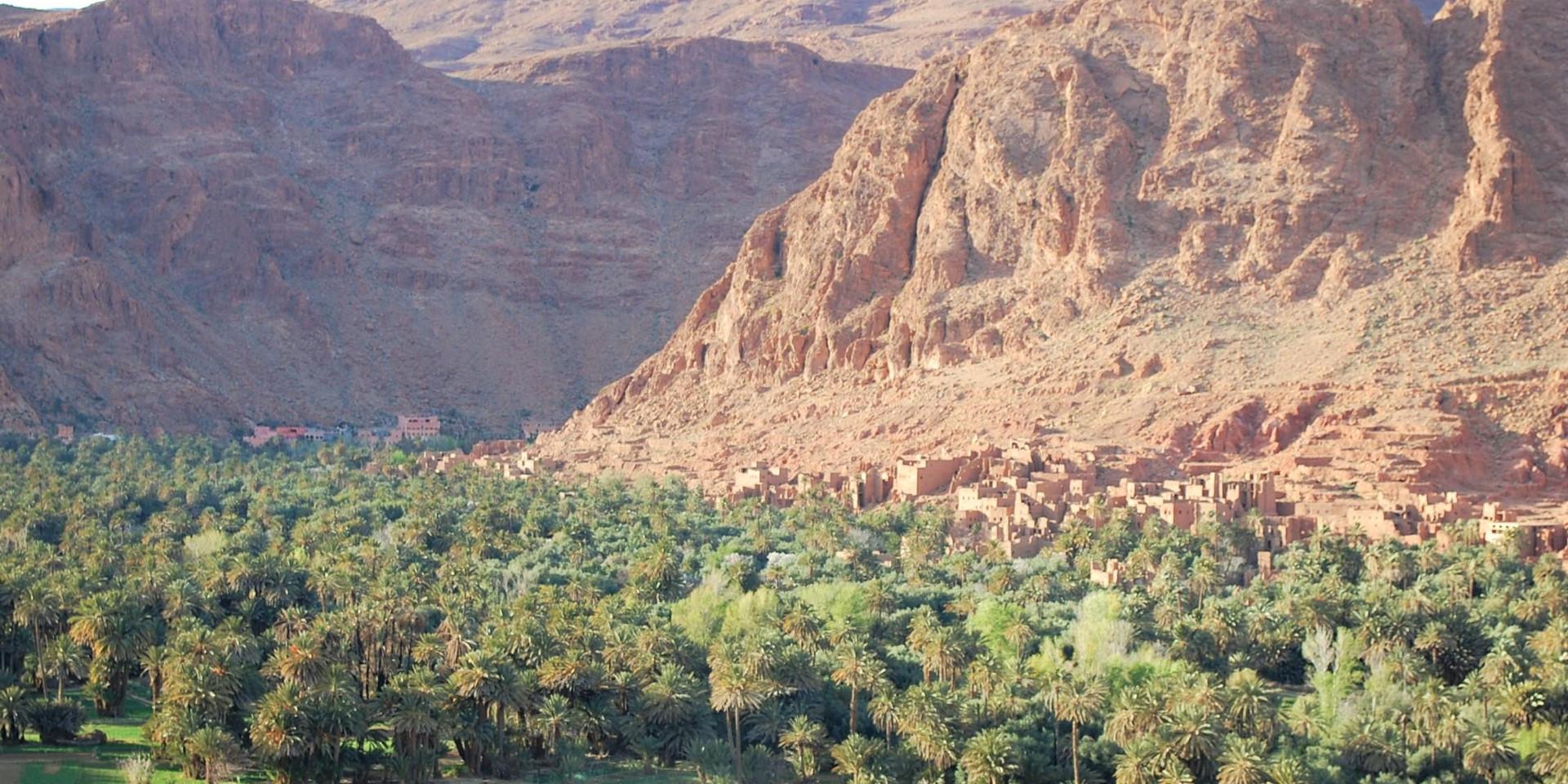 vallée Tinghir