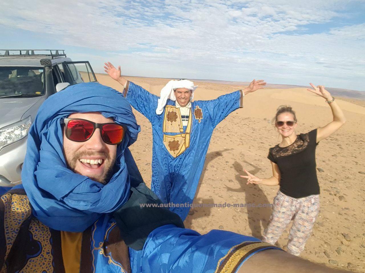 4x4 trip désert maroc