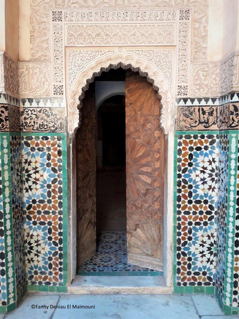 Porte Ben Youssef Merdersa