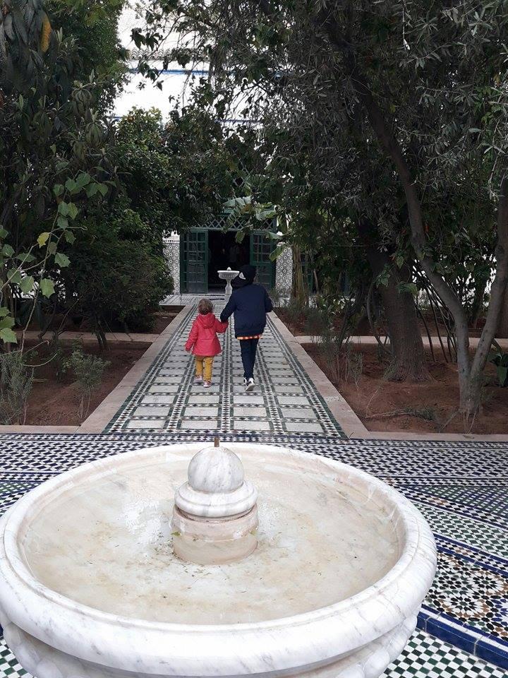 Marrakech avec enfants