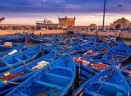 Essaouira : ville créative