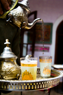 Thé Marocain circuit maroc