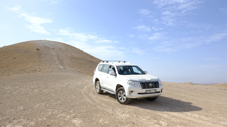 4x4 désert maroc