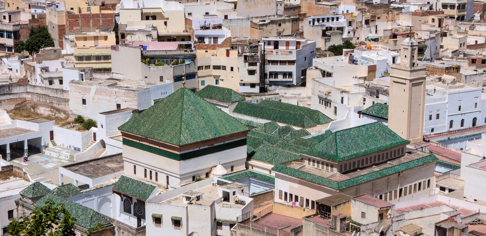 view of rooftops Meknes, Morocco.jpg