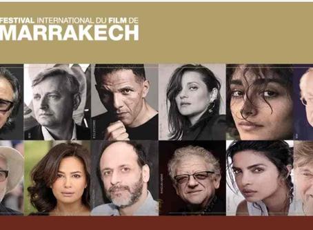 FESTIVAL INTERNATIONAL DU FILM DE MARRAKECH 2019