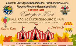 La County Resource Fair Oct 14th