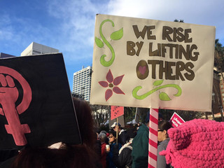 Women's March Los Angeles 2018