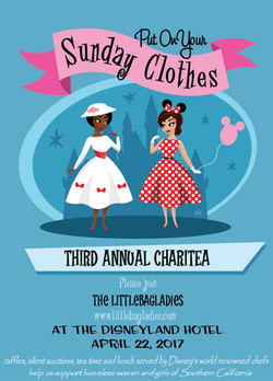 LITTLEBAGLADIES 3rd ANNUAL CHARITEA