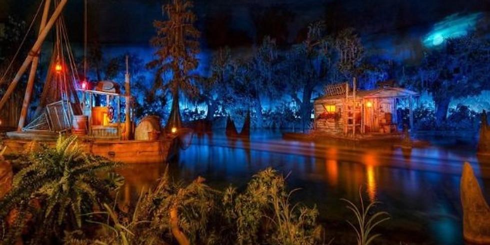 Dinner at Blue Bayou/Fantasmic!
