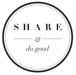share and do good