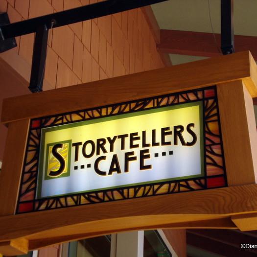 Brunch at StoryTellers Cafe
