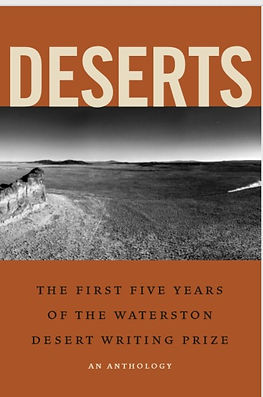 Deserts-Waterston Desert Writing Prize A