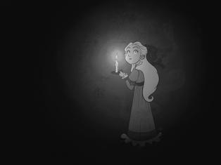 Inktober Day 22: Ghost (Part 1)