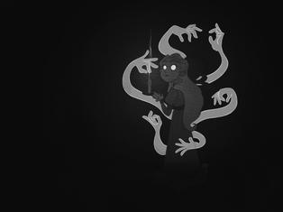 Inktober Day 22: Ghost (Part 2)