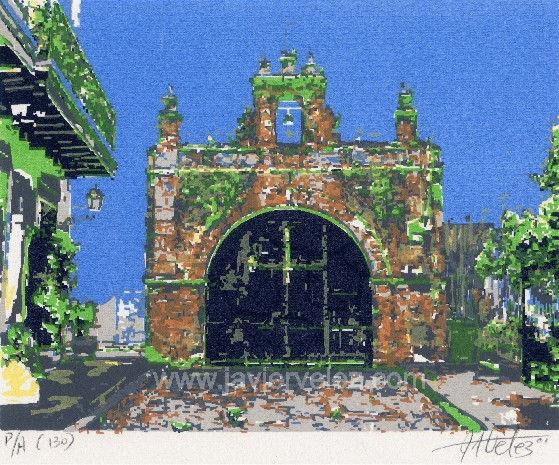 Calle Cristo, 2001