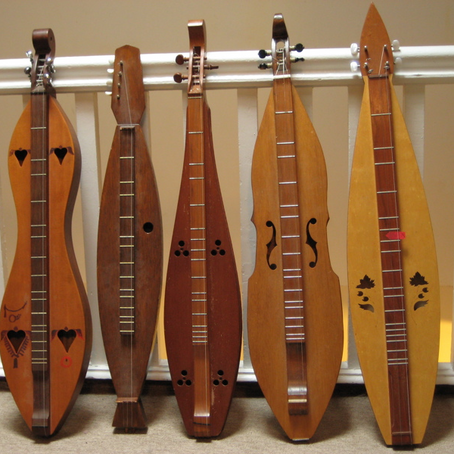 Why is the Mountain Dulcimer the official instrument of Kentucky?