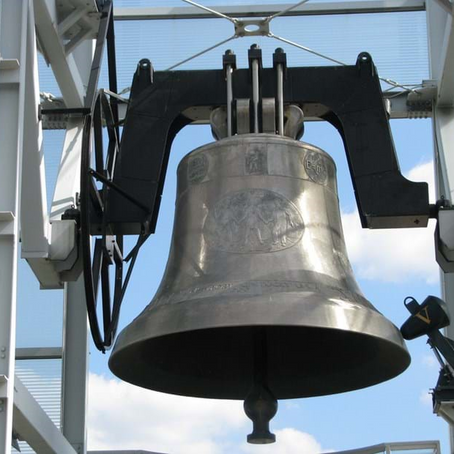 Newport, Kentucky is home to the World Peace Bell, one of the world's largest free-swinging bells