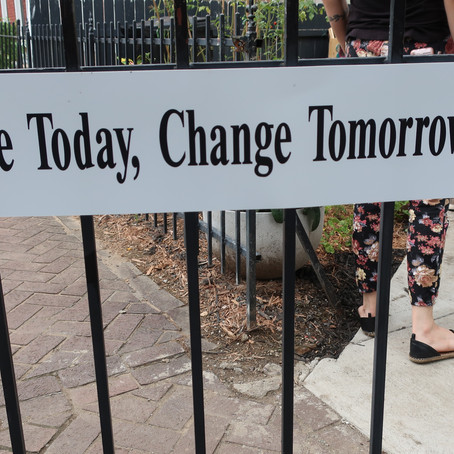 Change Today Change Tomorrow invited us to check out their new location & discuss future plans