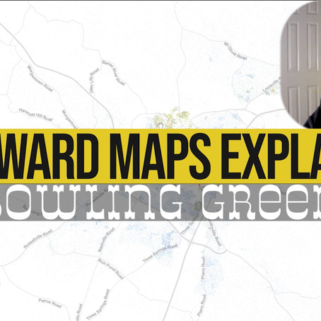 Awkward Maps: Bowling Green - How improving transit can unify BG & connect Western KY