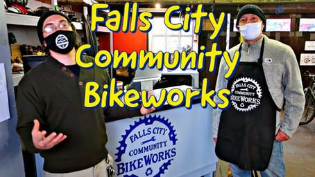nonprofit Falls City Community Bikeworks continues to aid public amidst pandemic