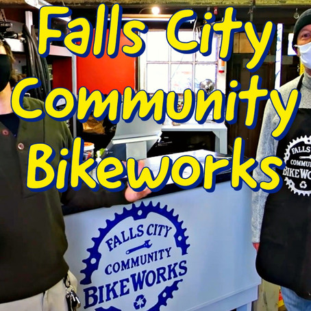 nonprofit Falls City Community Bikeworks continues to aid public amidst pandemic