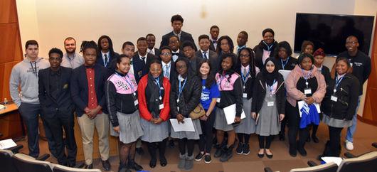 Detroit International Academy for Young Women and Frederick Douglass Academy for Young Men, Detroit, MI