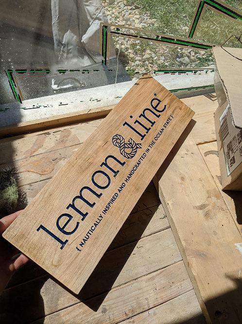 Lemon & Line (3X)