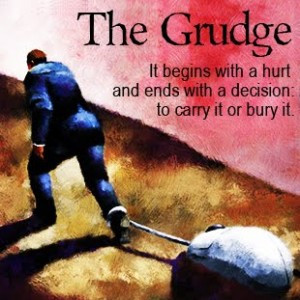 The Grudge - What's in your Business