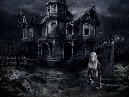 What do you do if your house is haunted?
