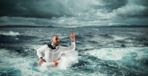 Overwhelm!  Get me off the Sinking Ship