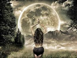 Full Moon Letting Go Ceremony