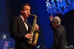 IMGP7101 - River City Big Band - Eric Marienthal & Raymond Baril