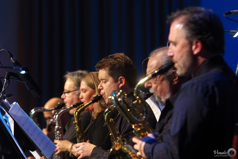 IMGP7169 - River City Big Band - saxophone section