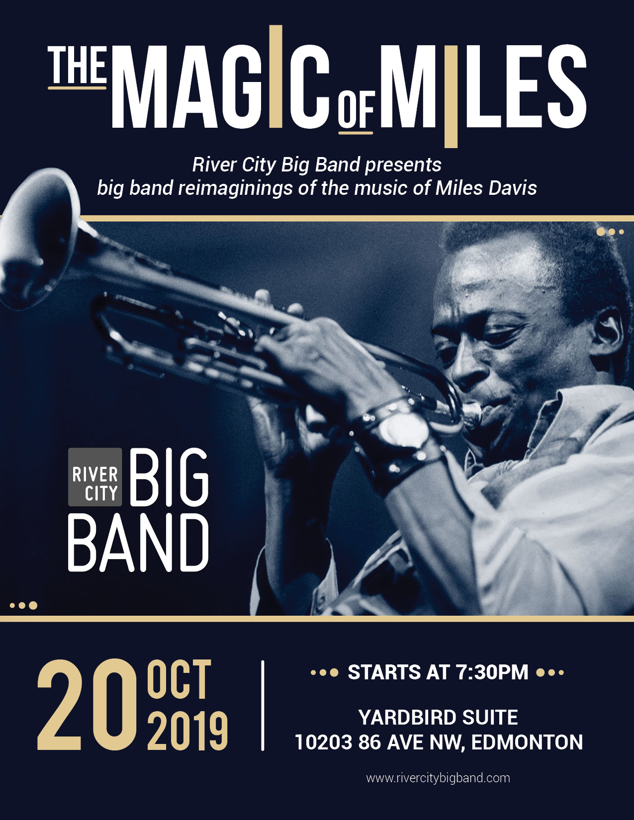The Magic of Miles - poster 2