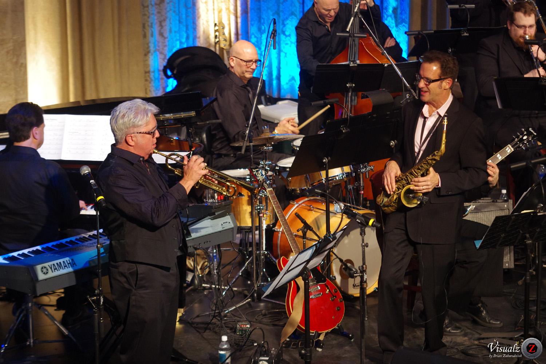 IMGP7260 - River City Big Band - Doug Zimmerman & Eric Marienthal